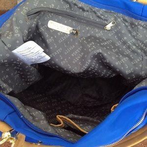 Olivia + Joy Bags - Olivia + Joy Cobalt Overnight Bag 7cfcaac687a10